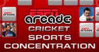 Cricket Concentration