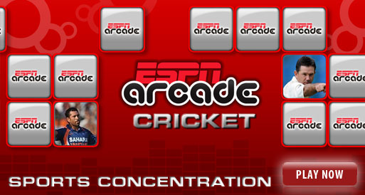 Cricket Concentration